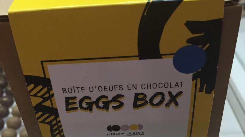 Super Eggs Box pour Pâques